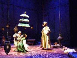 Arabian nights cast