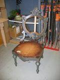 Chair - stripped