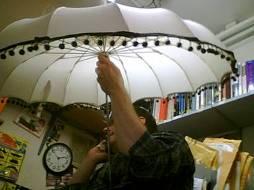 Umbrellas - original