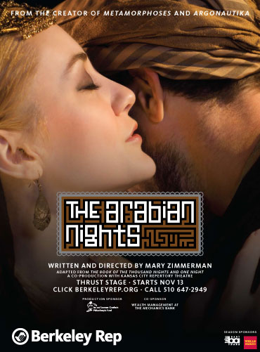 The Arabian Nights poster