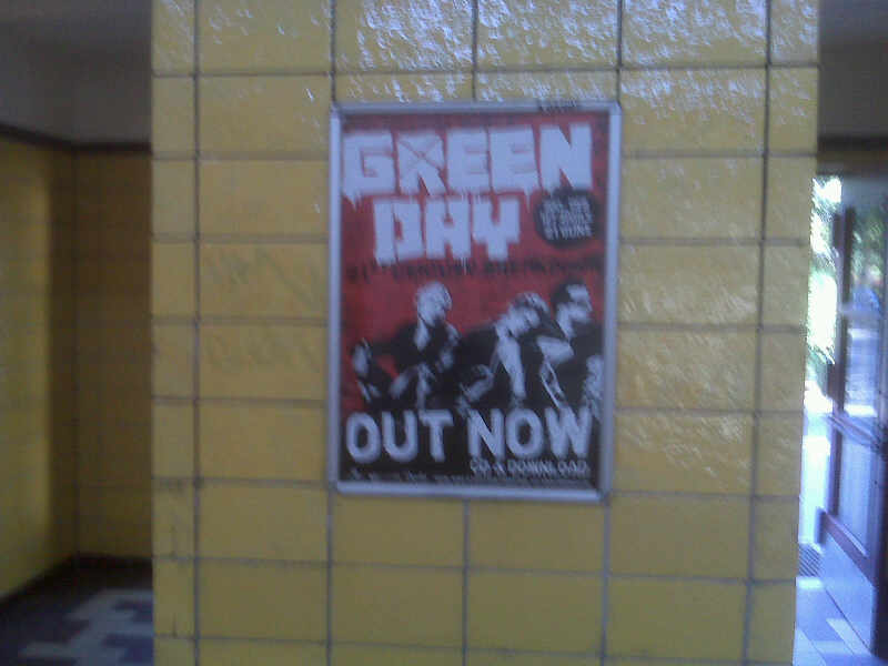 Green Day Berlin