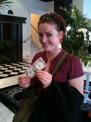 Carmel and the dollar
