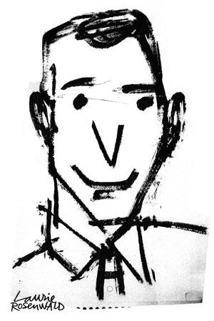 Sedaris sketch