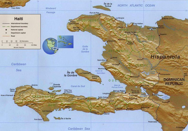Berkeley rep blog haiti map ccuart Images