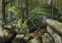 350px-Green_dragon_-_Lars_Grant-West